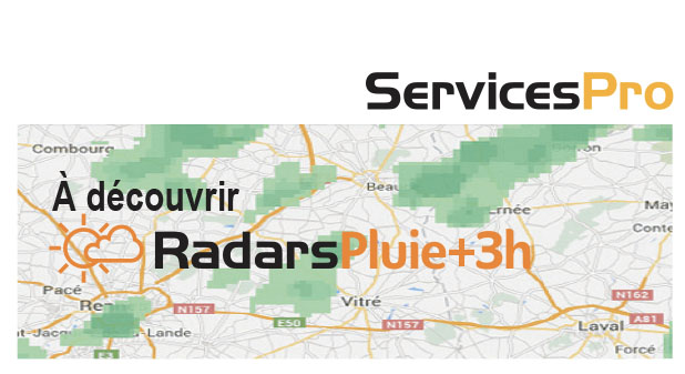 Visuel radar pluie