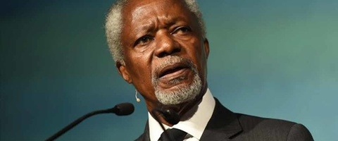Intervention de Kofi Annan au Forum For Agriculture 2017