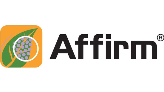 Logo insecticide Affirm grand format