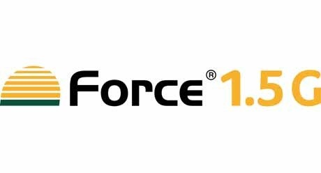 Logo insecticide Force 1.5G